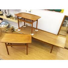 Teak Coffee Table Abode Rochester Grete Jalk For Poul Jeppesen Teak Coffee Table