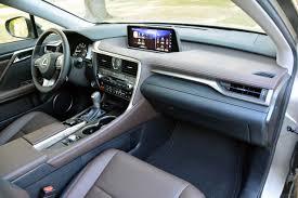 lexus rx 350 luxury review 2017 lexus rx 350 test drive review autonation drive automotive blog