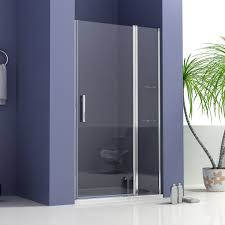 bifold pivot hinge sliding wet room shower door enclosure glass