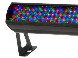 Aquarium Led Light Bar Chauvet Colorrail Irc Rgb Led Wash Light Bar Pssl