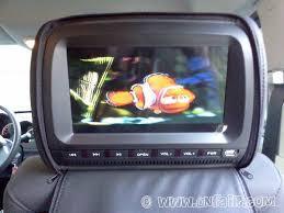 toyota highlander dvd headrest other headrest monitor dvd player reviews
