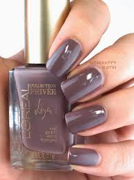 l u0027oreal collection exclusive by color riche nail polish