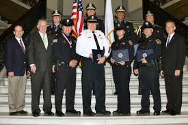 sheriff u0027s employees cited at state house ceremony
