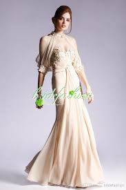 dh prom dresses luxury bead sequins high neck mermaid amazing formal