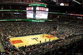 Verizon Center Washington Dc Map by Capital One Arena Section 228 Washington Wizards Rateyourseats Com