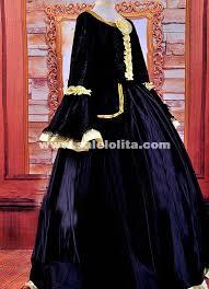 Renaissance Halloween Costume Gothic Victorian Steampunk Dress Upscale Halloween Costume
