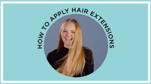 hairhouse warehouse hair extensions hairhouse how to apply extensions