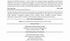 insurance producer sample resume inspirational special agent