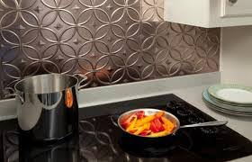 kitchen astounding inexpensive kitchen backsplash ideas tin tile