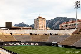 Folsom Field Map Ethan U0027s Touchdown Getting The At Folsom Field
