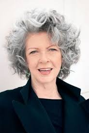 hairstyles for thick grey wavy hair best 25 curly gray hair ideas on pinterest why grey hair is