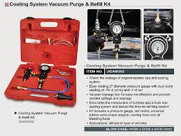Vaccum Purger Cooling System Vacuum Purge U0026 Refill Kit Jgai0302 Malaysia