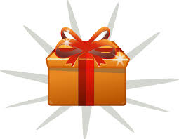 Beautifully Wrapped Gifts - gift box clipart graphics of beautifully wrapped presents