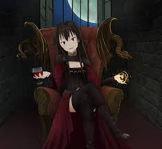 vampire yukino happy halloween x post r anime oregairusnafu