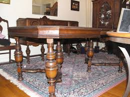 antique dining room sets antique dining room furniture 1920 gallery dining