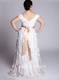 vintage plus size wedding dresses beautiful the shoulder plus size sashed wedding dress the