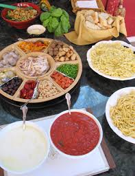 40 amazing family reunion ideas pasta bar pasta and kitchen