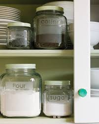 Glass Canisters Kitchen by 50 Ways To Re Purpose And Reuse Glass Jars Saturday Inspiration
