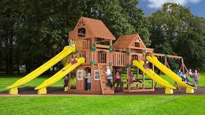 backyard playset plans home outdoor decoration