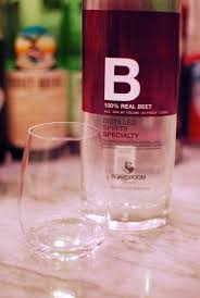 b beet spirit from boardroom spirits a booze review and cocktail