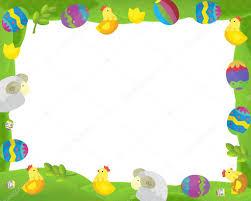 the happy easter frame u2014 stock photo illustrator hft 21478609