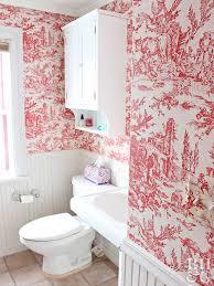 wallpaper designs for bathrooms bathrooms