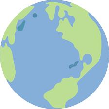 world map globe image free vector graphic global earth world map globe free image