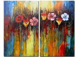 flower salute original artwork 50 canvas paintings