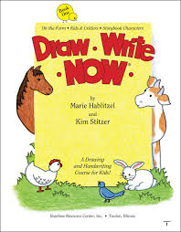 draw write now book 1 on the farm kids and critters storybook