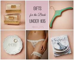 5 bridal shower gifts under 35 dollars by bhldn aisle perfect