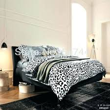 Cheetah Print Crib Bedding Animal Print Bedding Happyhippy Co