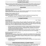 culinary resume template chef resumes examples resume examples and