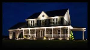 Design Landscape Lighting - landscape lighting ideas youtube