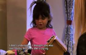 Dad Yelling At Daughter Meme - farrah abraham marks her return to teen mom by yelling at