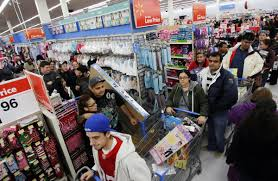 walmart open time black friday black friday horror stories business insider
