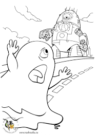monsters aliens coloring pages kids coloring kids