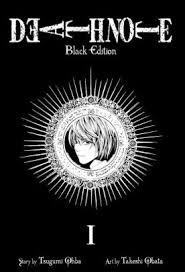 Barnes N Noble Black Friday Death Note Black Edition Volume 1 By Tsugumi Ohba Takeshi Obata