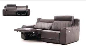 Power Recliner Sofa Reviews Commander Leather Power Reclining Sofa Reviews Taupe Genuine