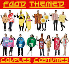 Food Themed Halloween Costumes Creative Couples Costumes Ideas Halloween