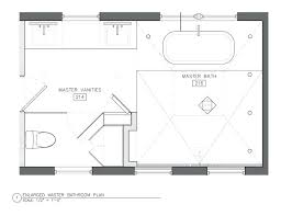 Bathroom Floor Plans Ideas Modern Bathroom Plan Modern Bathroom Plans Master Bath Closet