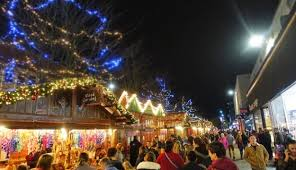 cardiff german market and southton festival