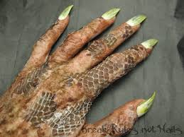 claws halloween halloween break rules not nails