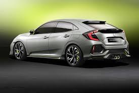 New Honda Civic 2015 India New 2017 Honda Civic Prototype Unveiled In Geneva By Car Magazine