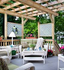 beautiful design ideas of outdoor living room backyard patio with