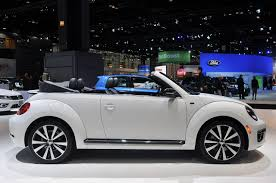 white convertible volkswagen 2014 volkswagen beetle convertible information and photos