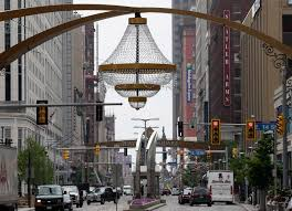 Largest Chandelier Rnc Site Selection Committee Recommends Cleveland To Host 2016 Gop