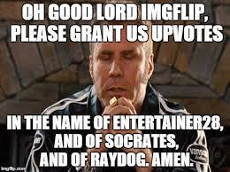 Praying Memes - 3 praise the holy trinity imgflip