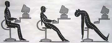 postura corretta scrivania postura corretta il wearable ti aiuta con la schiena