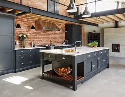 industrial kitchen islands industrial style kitchen shaker kitchen industrial style and