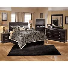 Bedroom Dresser Esmarelda 3 Pc Bedroom Dresser Mirror Panel Headboard